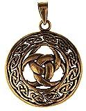 CUERNO de Odín colgante de bronce nº 140