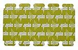 Fiab F3001ECG Elettrodi a Francobollo Pregellati Monouso per ECG, 23 x 34mm