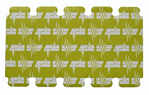 Fiab f3001ecg electrodos a sello pregellati desechables para ECG, 23x 34mm