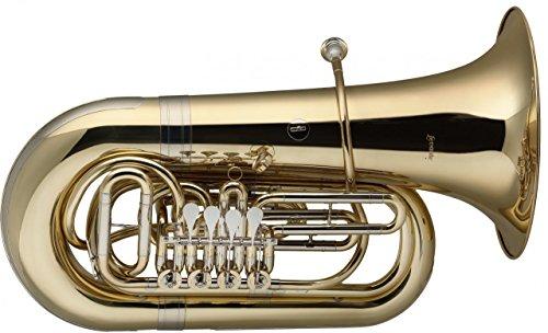 Levante LV-BT5705 B Tuba, 4 Drehventile gebraucht kaufen  Wird an jeden Ort in Deutschland