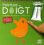 Image de Peinture au doigt dès 3 ans - Les animaux de la ferme