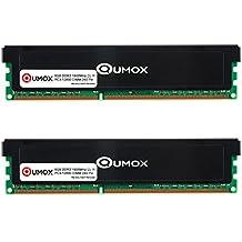 QUMOX Memoria DIMM 16GB (2x 8GB) DDR3 1600MHz 1600 PC3-12800 (240 PIN)