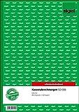 Sigel SD006 Kassenabrechnungen A4