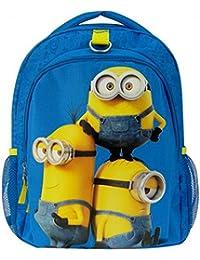 Preisvergleich für Ich Einfach Unverbesserlich 2 - Kinder Rucksack Rückenpolsterung Minions