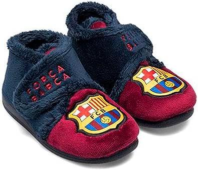 Scarpe FC Barcelona Bambino Stivale Stemma