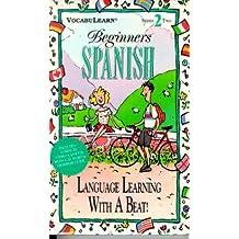VocabuLearn Beginners Spanish: Series 2: Language Learning with a Beat (VocabuLearn Beginners Series 1)
