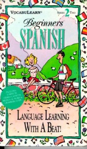VocabuLearn Beginners Spanish: Series 2: Language Learning with a Beat (VocabuLearn Beginners Series 1) por Penton Overseas Inc