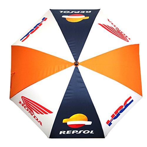 Honda Repsol Moto GP Team Logo Regenschirm Offiziell 2017