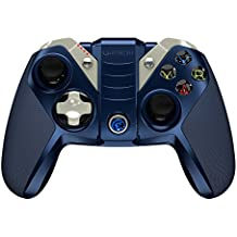 GameSir M2 Mando Inalámbrico de Bluetooth para Juegos, MFi Gamepad Controlador Certificado por Apple para iPhone, iPad, iPod, Mac, Apple TV - Azul