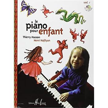 Piano pour enfant Volume 1