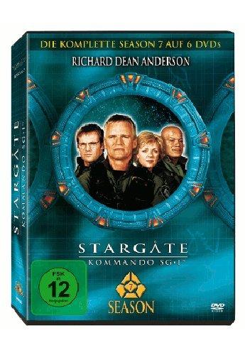 Stargate Kommando SG-1 - Season 7 (6 DVDs)