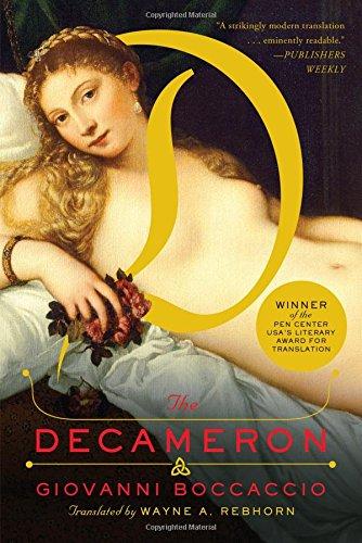 The Decameron por Giovanni Boccaccio