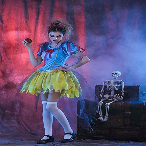 Kostüm Zombie Tanz - WYPANCKostüm Halloween Karneval Kleid Zombie gruselig Kostüm Tanz