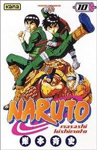Naruto Edition simple Tome 10