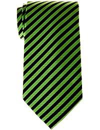 Retreez Striped Woven Men's Tie Necktie - Various Colors