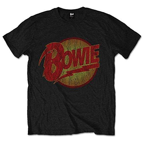 Rockoff Trade David Bowie Diamond Dogs Vintage Men's Tee