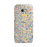 artboxONE Samsung Galaxy A5 (2017) Premium-Case Handyhülle Vianina Amsterdam Stadtplan von vianina