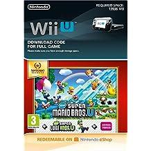 New Super Mario Bros.   Wii U - Download Code
