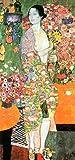 GUSTAV KLIMT THE DANCER BY KLIMT BILDER BILD OLGEMALDE MALEREI KUNST DEKO 120x60cm HOCHWERTIGER