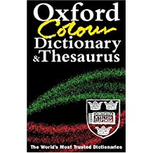The Oxford Colour Dictionary & Thesaurus