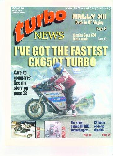 Turbo News #40 (Winter 2000-2001) (English Edition) eBook: Steve Klose: Amazon.es: Tienda Kindle