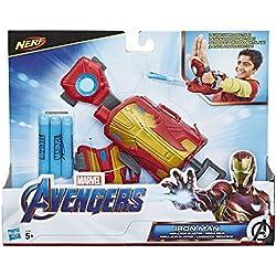 Marvel Avengers - Accessoire de déguisement Marvel Avengers Endgame - Gant répulseur d'Iron Man - Jouet Avengers