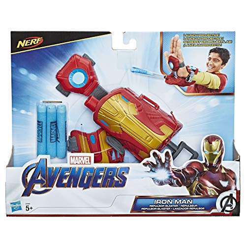 Avengers E4394EU4 AVN Iron Man REPULSOR Role Play, Multicolour