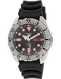 Seiko Herren-Armbanduhr Analog Automatik Plastik SRP601K1