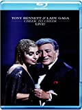 Tony Bennett & Lady Gaga - Cheek to Cheek - Live! [Blu-ray]