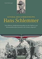 General der Gebirgstruppe Hans Schlemmer (Ritterkreuzträger)