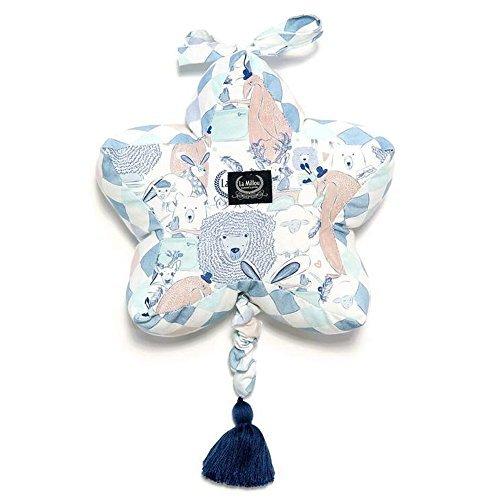 Sevira Kids - Spielzeug Erwachen Original - Stern- musicale mit Mélodie hey Jude ein beatles - Modell Auswahl - Sweet Familie, 21 c21 cm (sans le cordon)m sans cordon (Bett Behindern)