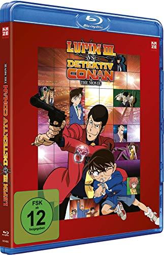 Lupin the 3rd vs. Detektiv Conan: The Movie [Blu-ray]