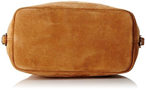 Le Tanneur Insolente, Sac porté Marron (Caramel)