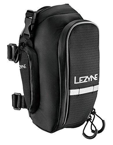 Lezyne Satteltasche Caddy-XL Black/Black Schwarz