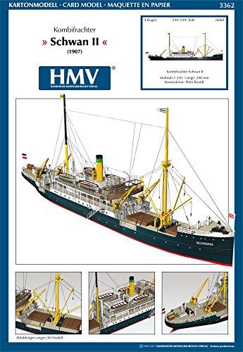 hmv-3362-papermodel-steamer-schwan-ii