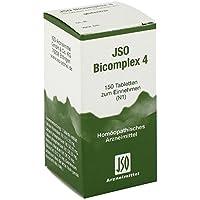 Jso Bicomplex Heilmittel Nummer 4 150 stk preisvergleich bei billige-tabletten.eu