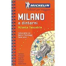 Plan de ville : Milan