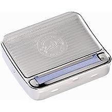Máquina / Caja Liadora automática en metal Smoking Rolling Box (70mm)