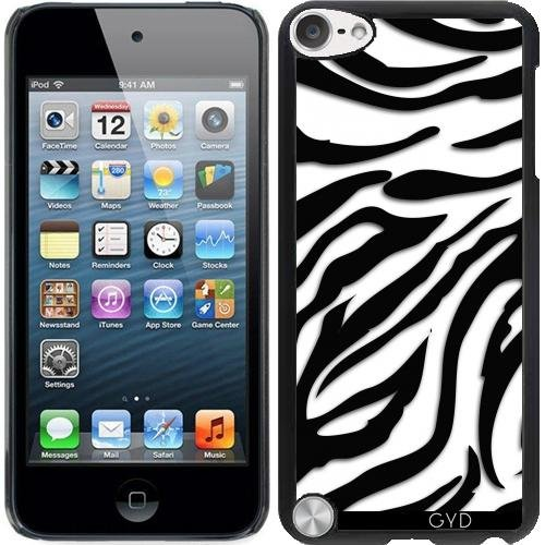 Hülle für Ipod Touch 5 - Hell Zebra-Print 15 by Aloke Design