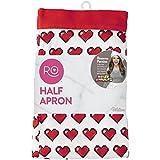 Ro Half Apron-Hearts