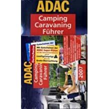 ADAC Camping-Caravaning-Führer 2007: Nordeuropa, Deutschland. Mit CD-ROM