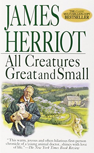 All Creatures Great & Small por James Herriot
