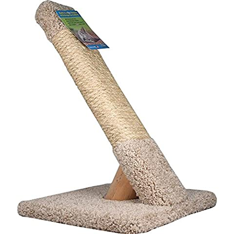 WARE DOG/CAT Angled Sisal Scratcher Pad by WARE DOG/CAT