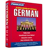 Pimsleur German Conversational Course - Level 1 Lessons 1-16 CD: Learn to Speak and Understand German with Pimsleur Language Programs