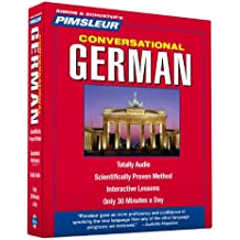 Pimsleur German Conversational Course - Level 1 Lessons 1-16 CD: Lessons 1-10 Level 1: Learn to Speak and Understand German with Pimsleur Language Programs