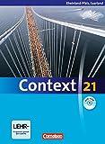 Context 21 - Rheinland-Pfalz und Saarland: Schülerbuch (kartoniert) mit DVD-ROM
