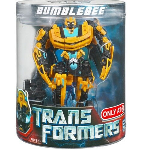 TRANSFORMERS - EXCLUSIVE - Movie Deluxe - AUTOBOT - BUMBLEBEE