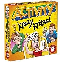 Piatnik 6063–Activity Krazy kritzel, jeux et puzzles