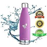 Aorin 500ml Trinkflasche (Lila) - 2