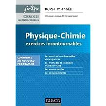 Physique-Chimie Exercices incontournables BCPST 1re année - 2e éd. - Conforme au nouveau programme